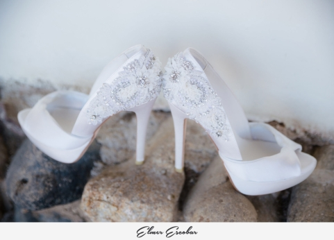Jeanette Wedding Shoes